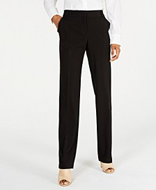 Juniors' Magic-Waist Trousers