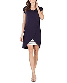 Kenzie Lounge Dress/Tunic Maternity and Nursing
