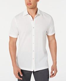 Tasso Elba Men's Knit Shirt, Created for Macy's