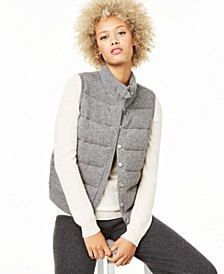 Cashmere Vest, Regular & Petite Sizes, Created For Macy's