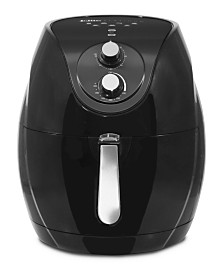 Elite Platinum XL Deluxe 7 Quart Air Fryer with Adjustable Timer and Temperature