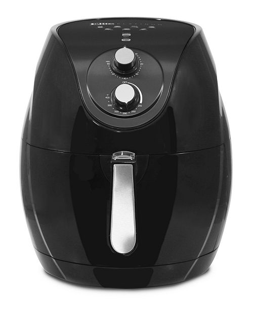 Elite by Maxi-Matic Elite Platinum XL Deluxe 7 Quart Air Fryer with Adjustable Timer and Temperature