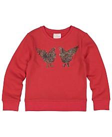 Masala Baby Kids Swan Sweatshirt