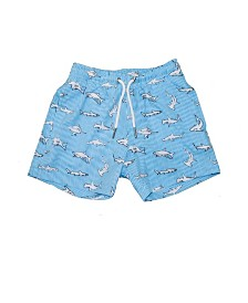 Bermies Kids Sharkies Swim-Trunks