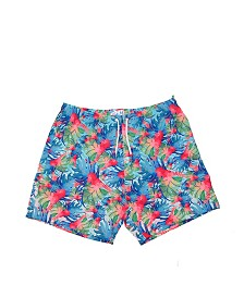 Bermies Kids Tropical Swim-Trunks