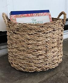 Wholestory Collective Wicker Storage Basket