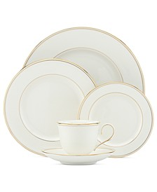Federal Gold 5-Piece Place Setting