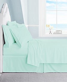 Ultra Soft 1800 Collection Brushed Microfiber Twin XL Sheet Set With 1 Bonus Pillowcase