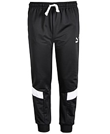 Puma Big Boys Colorblocked Track Joggers
