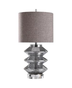 Harp & Finial Patton Table Lamp