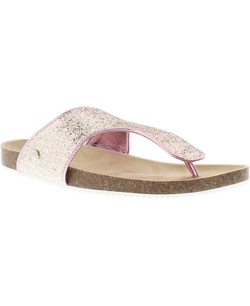 Sam Edelman Little & Big Girls Ethel Glitz Sandal