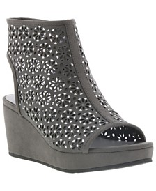 Kenneth Cole Little & Big Girls Corrine Hazel Bootie