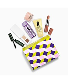 Receive your FREE 6 pc gift with $29 Clinique purchase! (a $64.50 value!)
