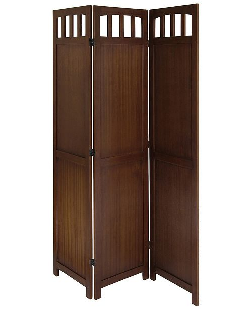 Winsome William Folding Screen