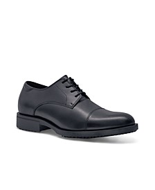 Senator Men's Slip-Resistant Dress Shoe