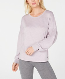 Ideology Flowing-Sleeve Sweatshirt Top, Created for Macy's