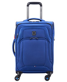 "OptiMax Lite 21"" Expandable Carry-On Suitcase"