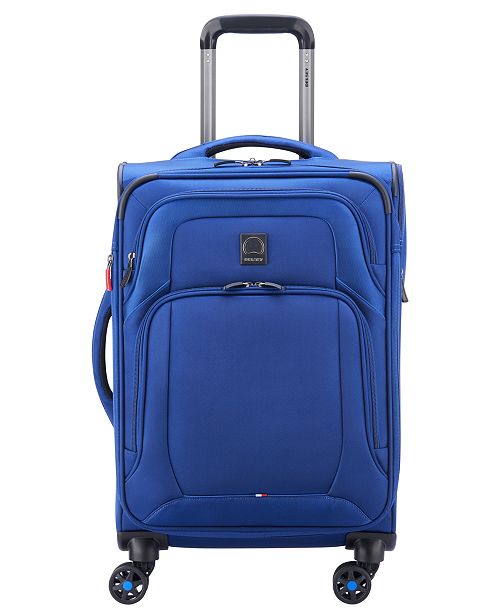 "Delsey OptiMax Lite 21"" Expandable Carry-On Suitcase, Created for Macy's"