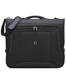 """Delsey OptiMax Lite 21"""" Book-Opening Garment Bag, Created for Macy's"""