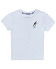 Toddler & Little Girls Palm Tree T-Shirt