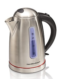 Hamilton Beach 1.7-L Stainless Steel Electric Kettle