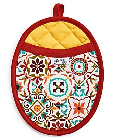 Fiesta Worn Tiles Pot Holder