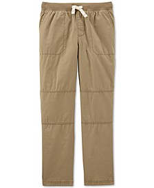 Little & Big Boys Cotton Pants