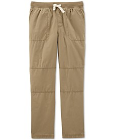 Carter's Little & Big Boys Cotton Pants