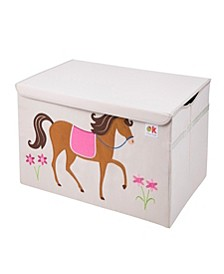 Horses Toy Chest