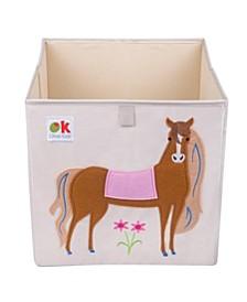 Horses Storage Cube