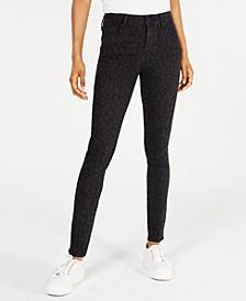 Sarah Printed Skinny Jeans