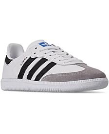Big Boys Samba Casual Sneakers from Finish Line