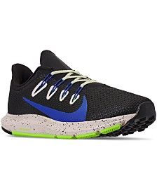Nike Men's Quest 2 SE Running Sneakers from Finish Line