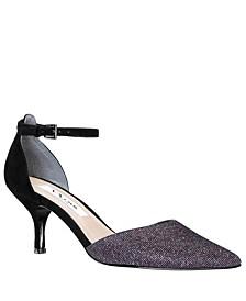 Brenda Ankle Strap Pumps