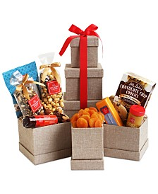 California Delicious Tower of Treats & Sweets For Any Occasion
