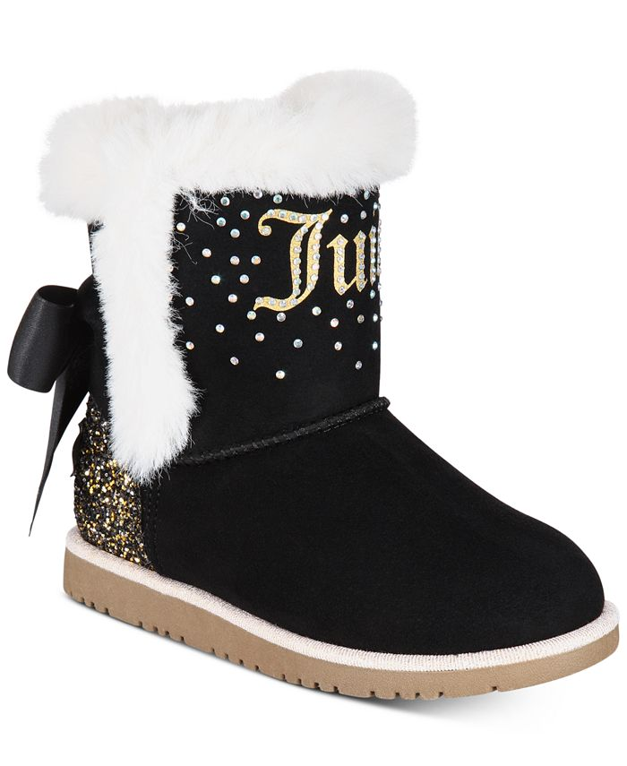 Juicy Couture - Youth Cozy Boots