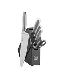 J.A. Henckels International Modernist 6-Pc. Studio Cutlery Set