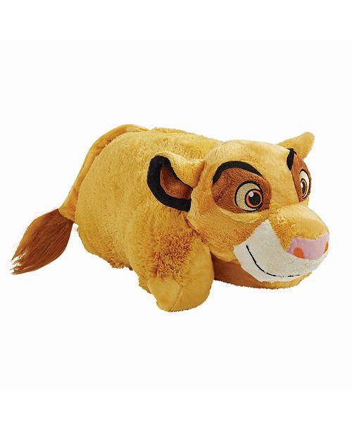 Pillow Pets Disney The Lion King Simba Plush Stuffed Animal Plush Toy