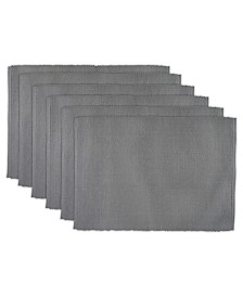 Ribbed Placemat, Set of 6