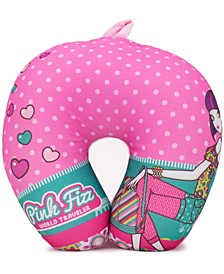 Girls Soft Microbeads Neck Pillow