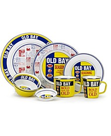 Old Bay Enamelware Collection