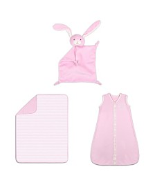 The Peanutshell Baby Unisex Sleep Gift Set, 3-Piece