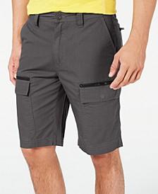 Men's Zip Pocket Cargo Shorts