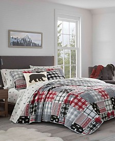 Eddie Bauer Mount Baker Quilt Set, Twin