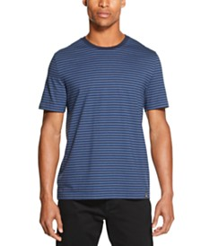 DKNY Men's Feeder Stripe T-Shirt