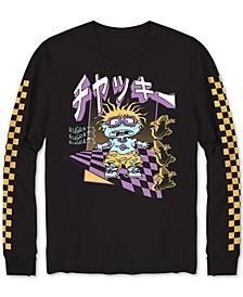 Rugrats Kanji Chuckie's Escape Men's Graphic T-Shirt