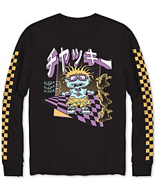 Rugrats Kanji Chuckie's Escape Men's Graphic T-Shirt