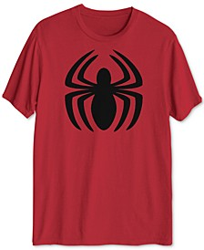 Spider-Man Logo Men's Graphic T-Shirt