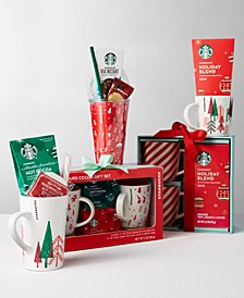 Starbucks Holiday Gift Set Collection