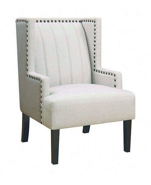 Coaster Home Furnishings Wing Accent Chair